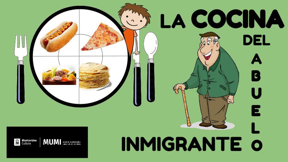 Taller la cocina del abuelo inmigrante museo de las for La cocina taller