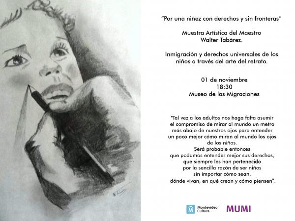 Por una niñez con derechos y sin fronteras