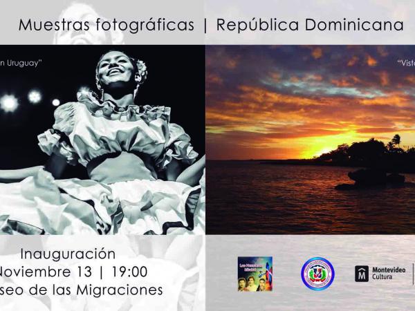 Inauguración Muestras Fotográficas República Dominicana