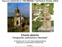 """Mesa de diálogo """"Inmigración, patrimonio e identidad"""""""