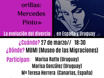 Charla Homenaje Mercedes Pinto